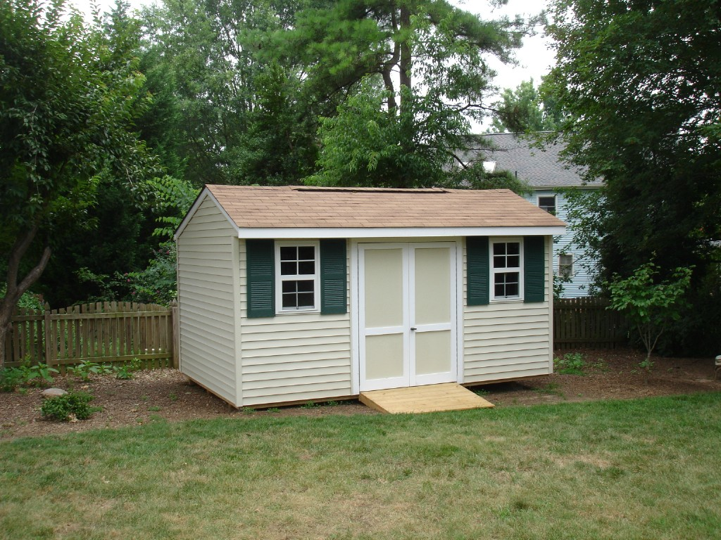 Ranch Roof Style Sheds Affordable Sheds Company