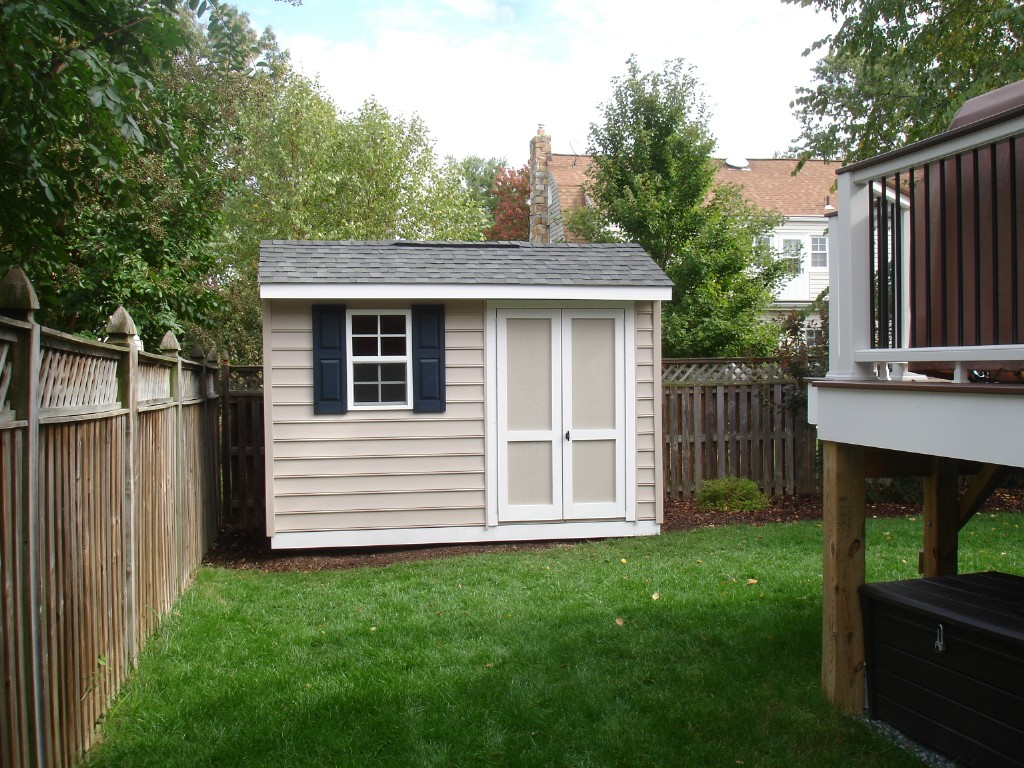 Ranch roof style sheds affordable sheds company for Affordable barns and garages