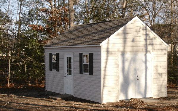 Cheap bike sheds for sale affordable sheds va american for Affordable barns and garages