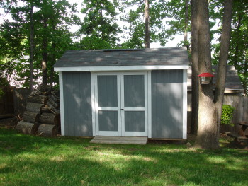 Photo of Standard Ranch shed for M.