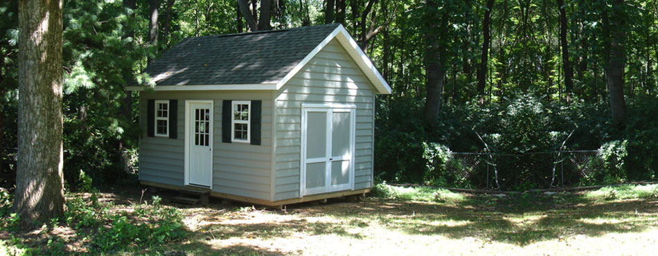 Affordable Sheds Company Specializing In Custom Built Sheds